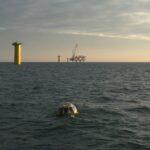 Metocean buoy offshore wind
